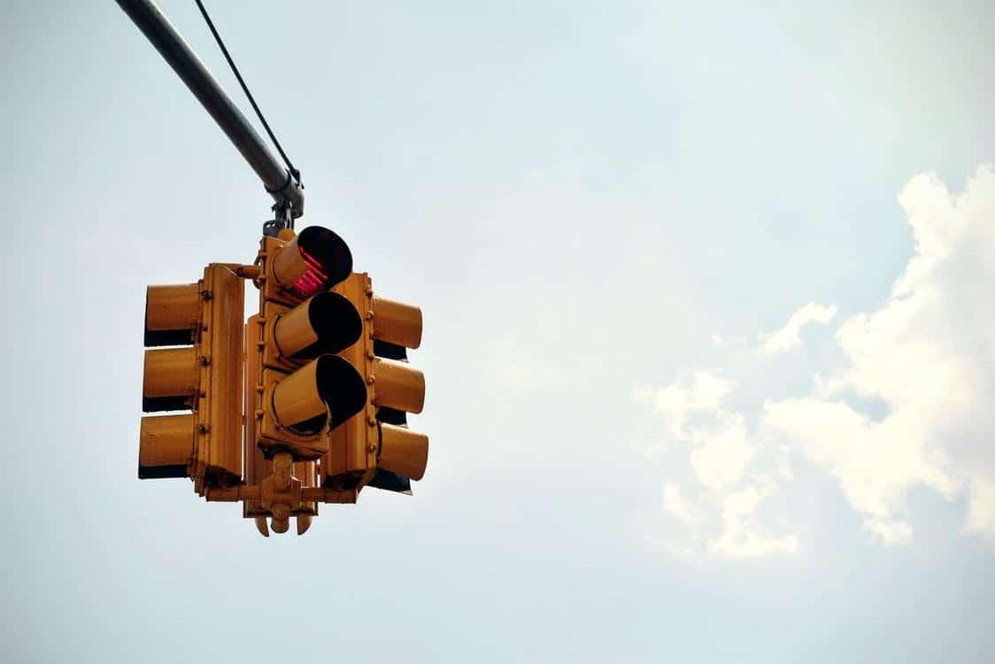 Crash At An Intersection
