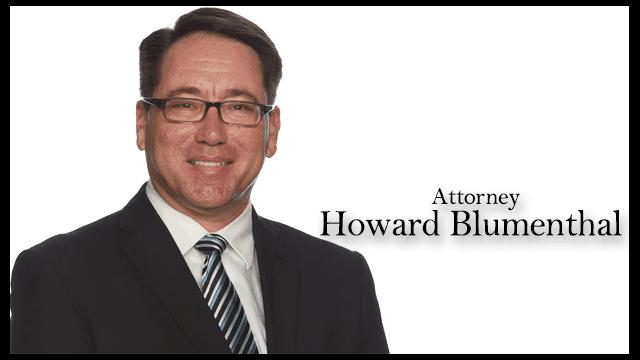 Howard Blumenthal Attorney