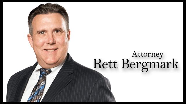 Rett Bergmark Attorney