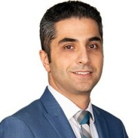 Mirali Vazirinejad, San Francisco car accident lawyer