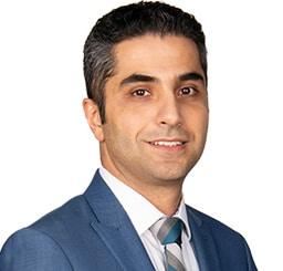 Mirali Vazirinejad, San Francisco car accident lawyer