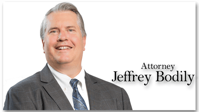 Jeffrey Bodily Attorney