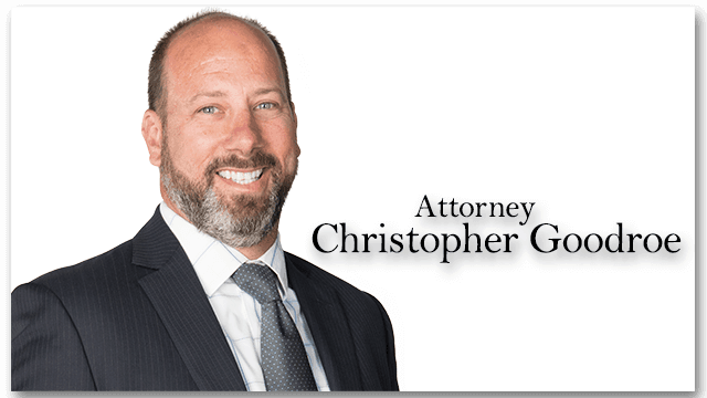 San Jose Personal Injury Lawyer Christopher Goodroe