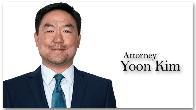 Los Angeles Personal Injury Attorney Yoon Kim