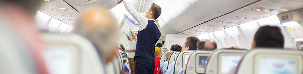 San Francisco Airplane Injury Attorney describes the most common injuries passengers suffer on airplanes