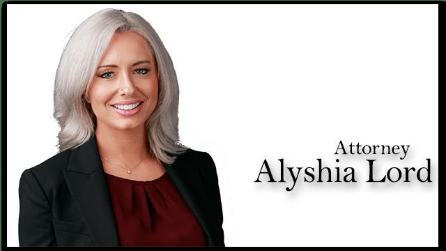 San Diego Personal Injury Attorney Alyshia Lord, The Barnes Firm