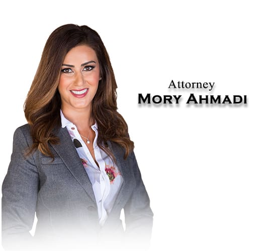 the barnes firm attorney mory ahmadi