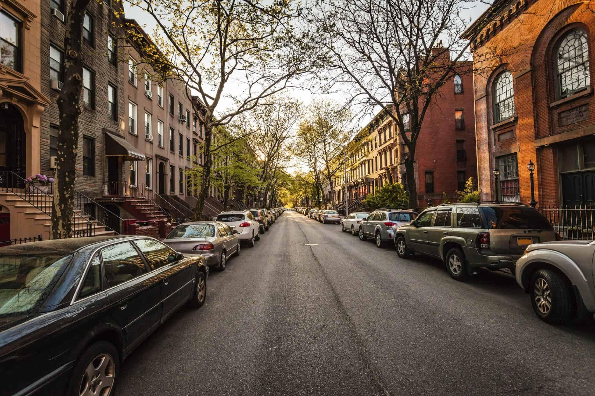 brooklyn ny street
