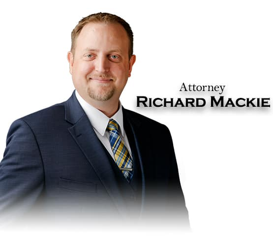 attorney richard mackie