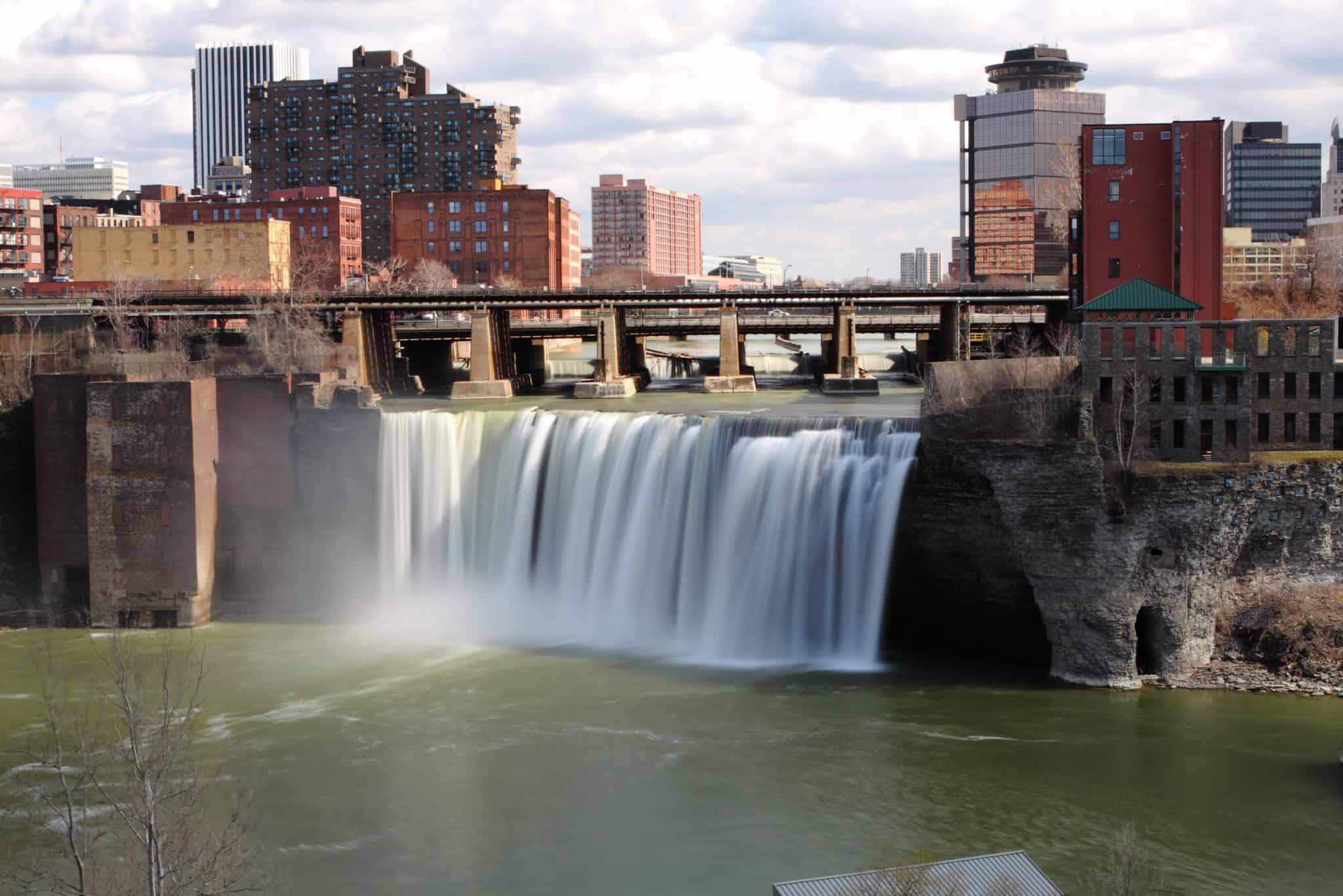 High Falls, Rochestesr NY