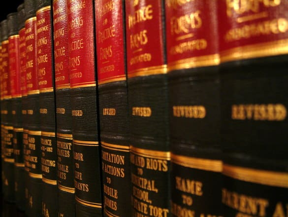 Law books for personal injury attorneys