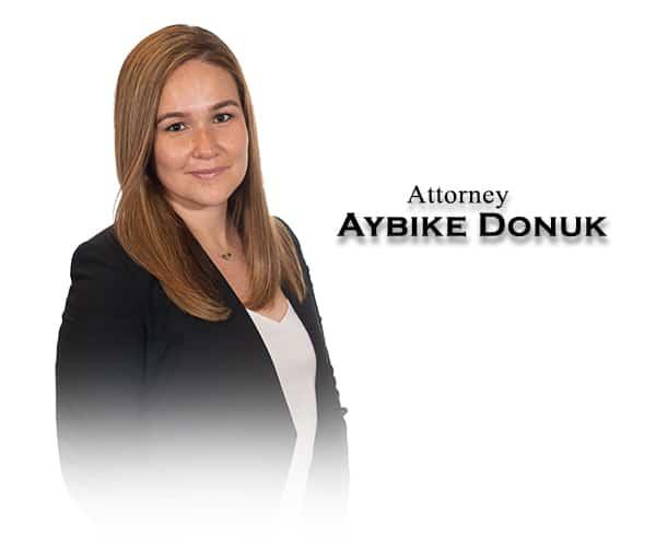Donuk, Injury lawyer