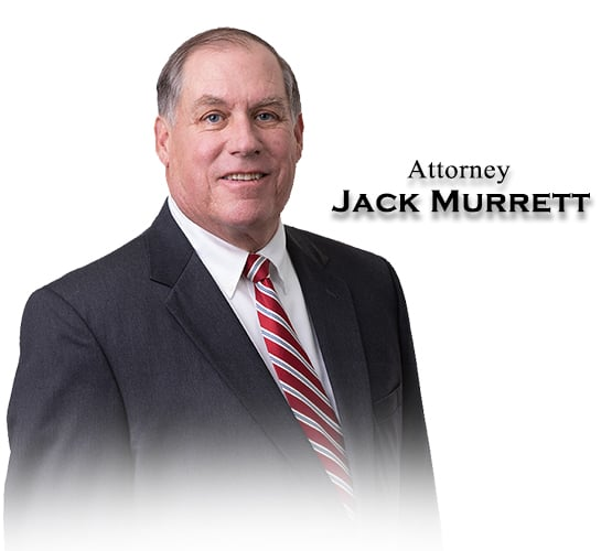 Attorney jack murrett for the barnes firm injury law firm