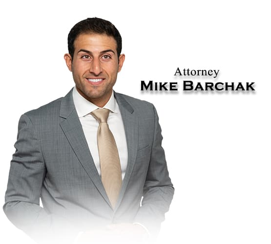 Attorney Mike Barchak from The Barnes Firm Injury Lawyers