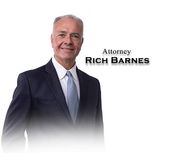 attorney rich barnes for the barnes firm