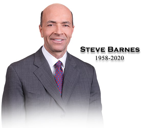 steve barnes attorney and founder of the barnes firm