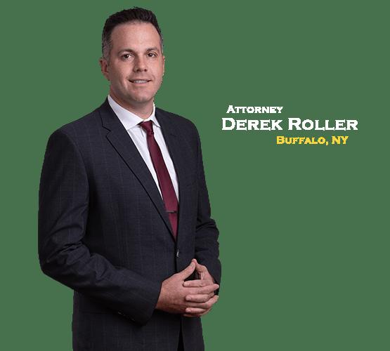Attorney Derek Roller of The Barnes Firm