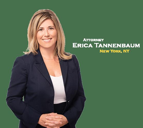 Personal Injury attorney Erica Tannenbaum