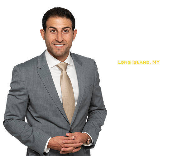 Mike Barchak from The Barnes Firm in Long Island NY