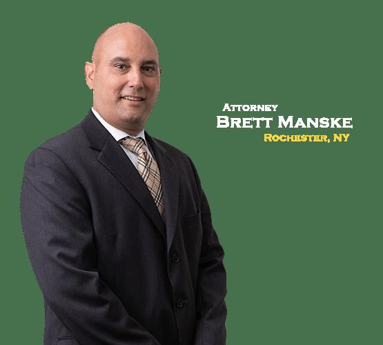brett manske from the barnes firm in rochester ny