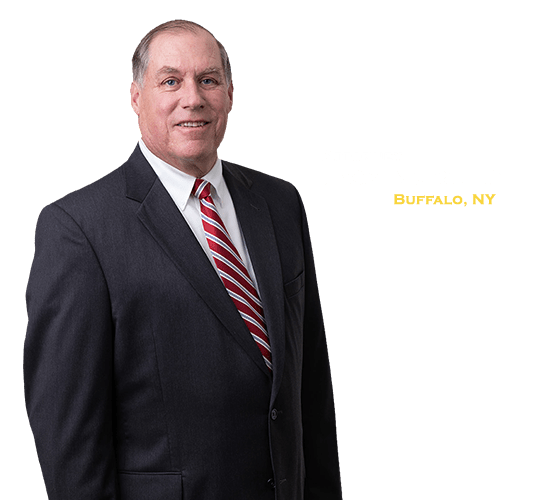 jack murrett, injury lawyer of The Barnes Firm in Buffalo, NY