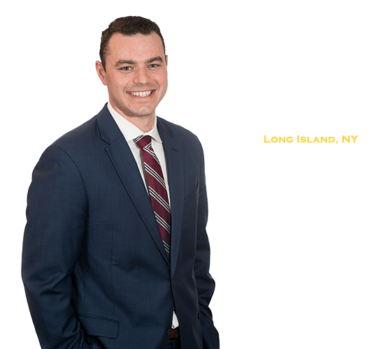 jake otis with The Barnes Firm on Long Island NY