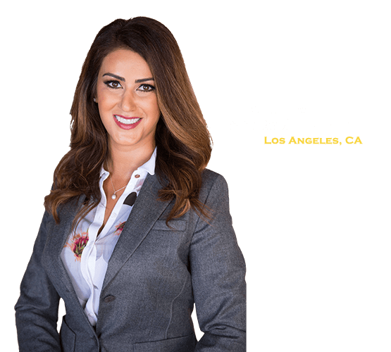 Mory Ahmadi of The Barnes Firm personal injury lawyers in Los Angeles