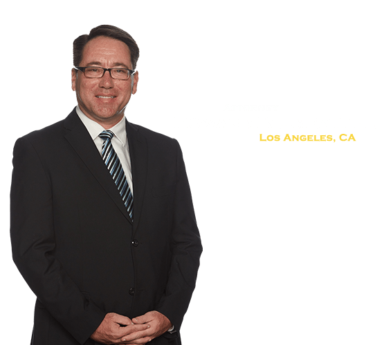 Howard Blumenthal with The Barnes Firm Injury Attorneys in Los Angeles