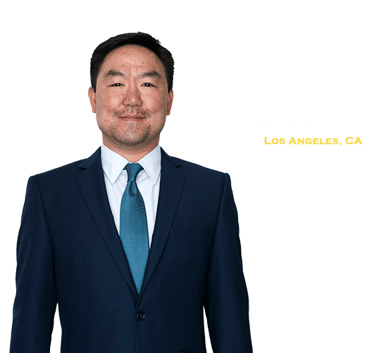 Yoon Kim of the Barnes Firm personal injury attorneys in Los Angeles