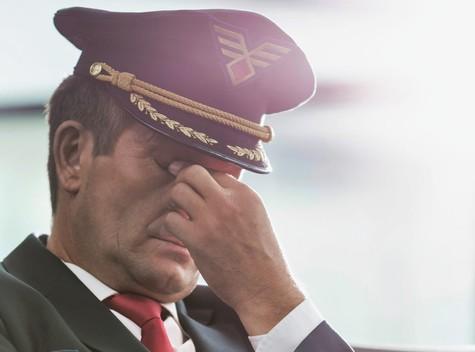 Airplane Pilot Fatigue